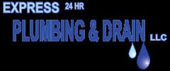 Express 24 Hr Plumbing & Drain LLC. Logo