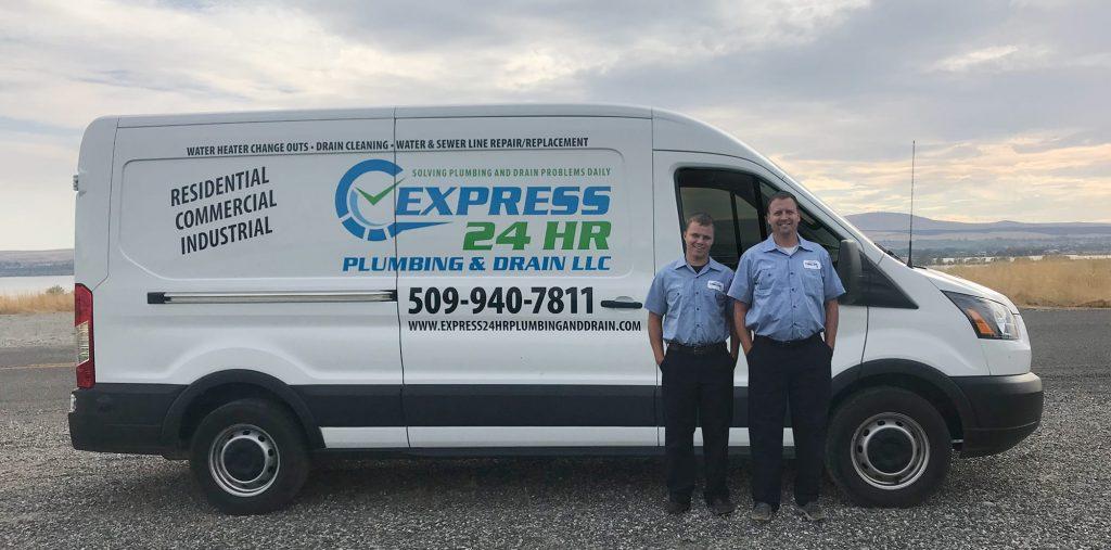 plumbing contractor serving tri cities washington
